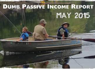 Passive Income Report May 2015