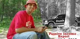 dumb passive income report july 2015