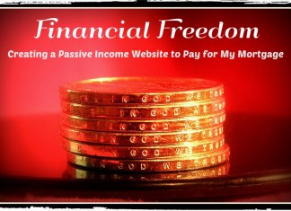 Financial Freedom - Passive Income Website - Pay Mortgage