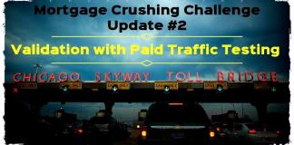 mortgage crushing challenge update 2