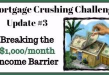 mortgage crushing challenge update 3