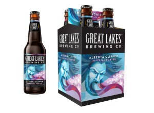 Darren Booth design for Great Lakes Brewing Co