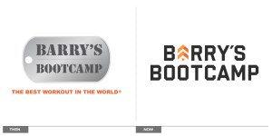 New Barrys Bootcamp Logo Design by Christopher Ayres