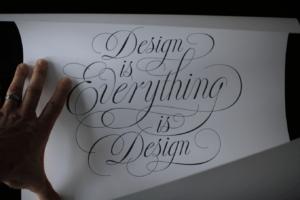 Design is Everything is Design by Josh Higgins
