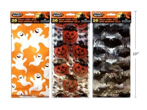 FUNDAS CELLOPHANE HALLOWEEN