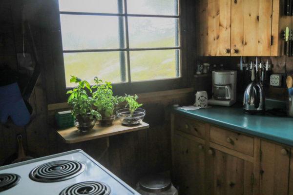 Main cottage kitchen