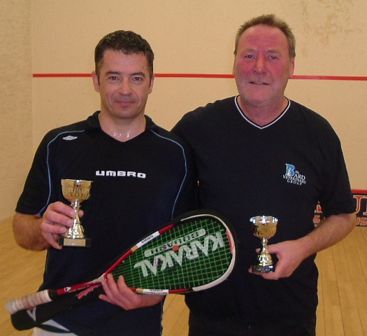 The 2009 Plate Finalists: Mike Service, Geoff Dean