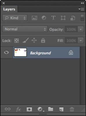 Cara Ganti Background Foto Di Photoshop Cs6 : ganti, background, photoshop, Flatten, Image, Adobe, Photoshop, Dummies