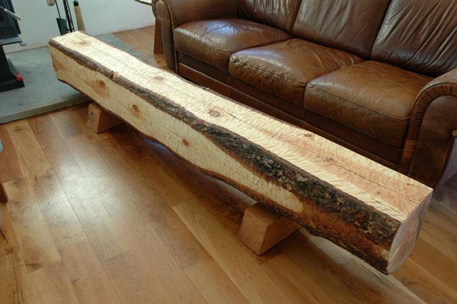 Custom Handmade Wooden Benches By Dumonds Custom Furniture