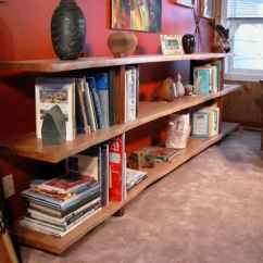 Custom Made Living Room Furniture Paint Colors For Rooms With Hardwood Floors By Dumond S Handmade Bookcases