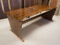 Custom Natural Edge Furniture | Dumond's Custom Furniture