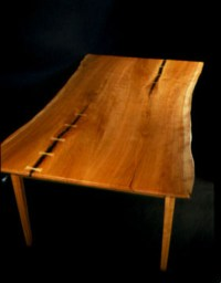 Rustic Custom Made Kitchen Tables: By Dumond's Custom ...