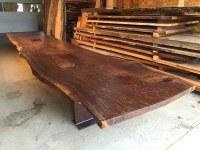 Live Edge, Rustic, Wood Slab Furniture | Dumond's Custom ...