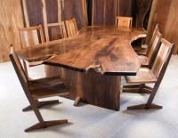 Live Edge Furniture | Dumond's Custom Furniture
