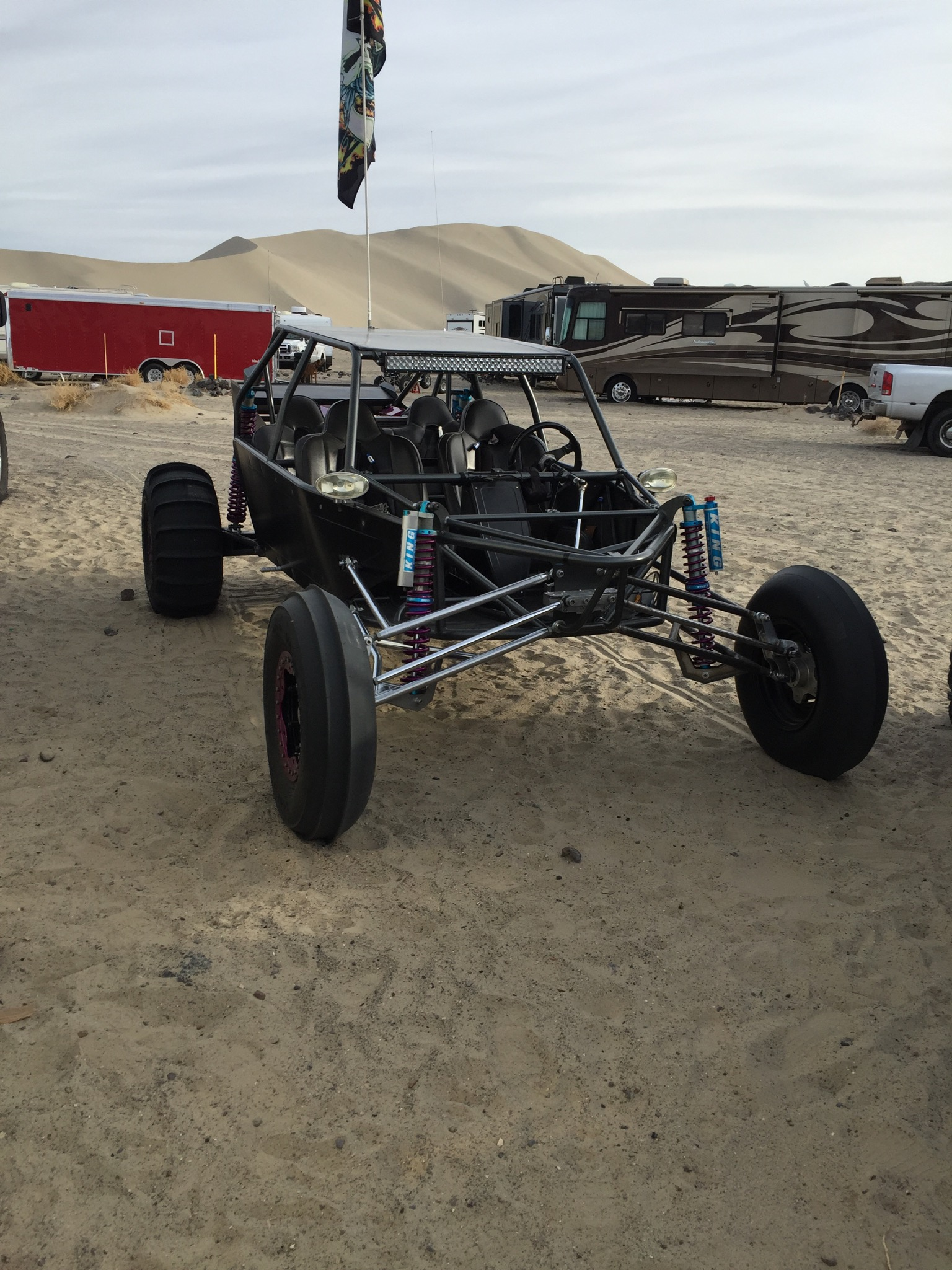 Long Travel Dune Buggy For Sale