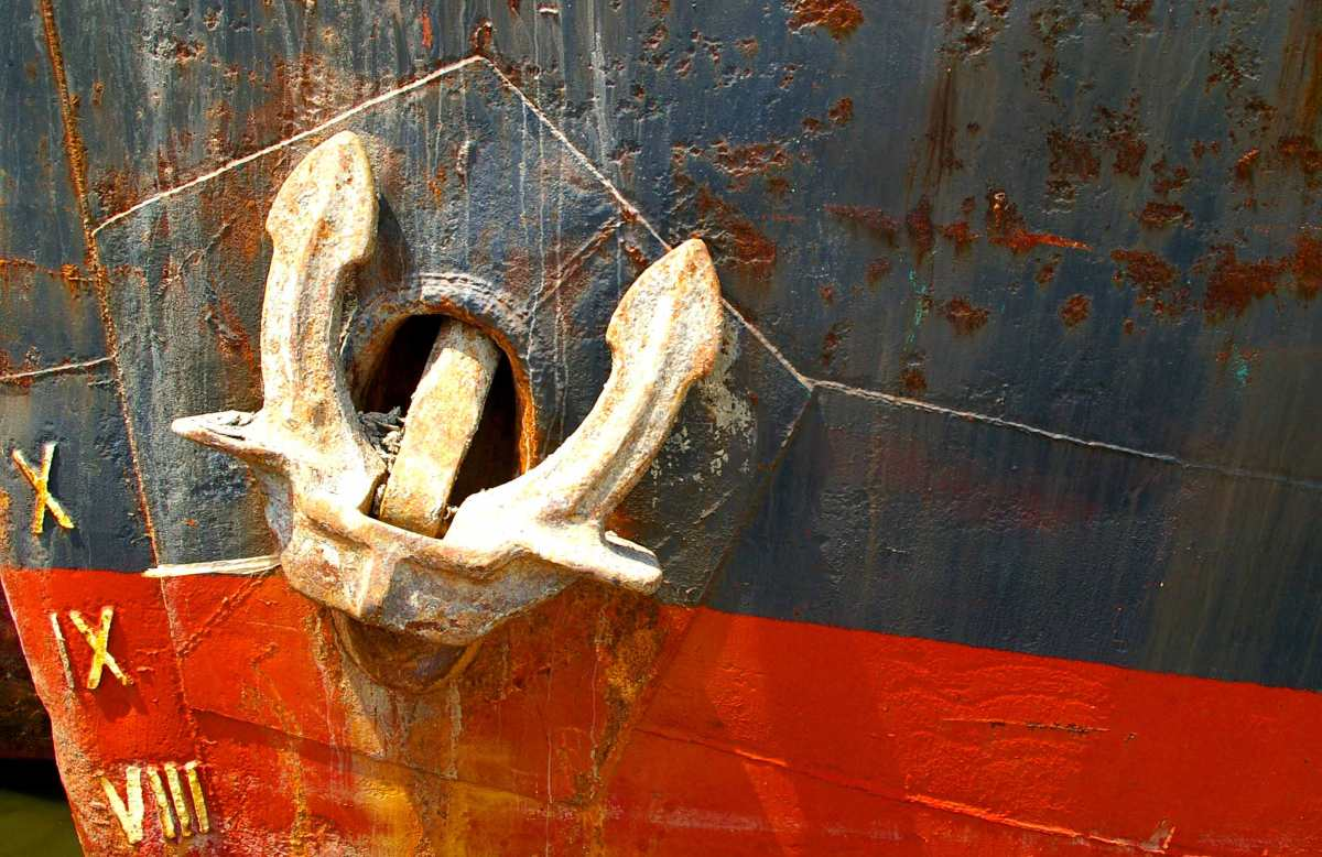Anchoring Improvement: Six Lessons from the Sea