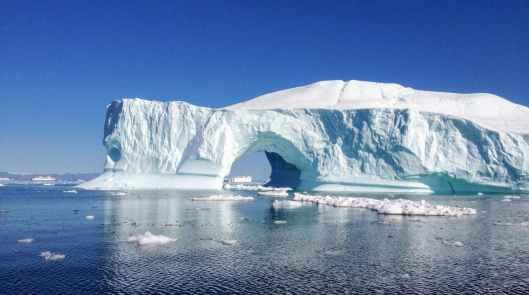 cold glacier iceberg melting
