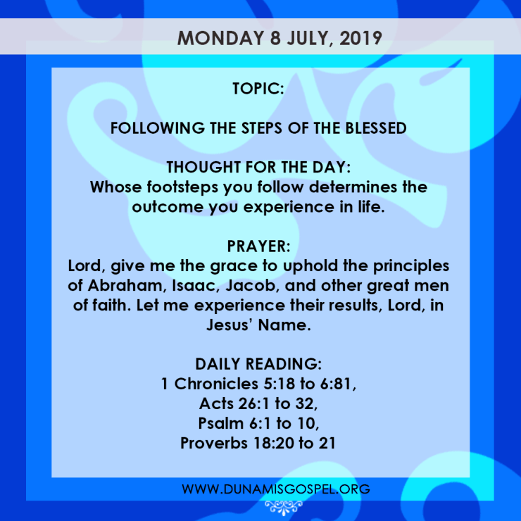 Seeds of Destiny 8 July 2019, Seeds of Destiny 8 July 2019 – Following The Steps Of The Blessed
