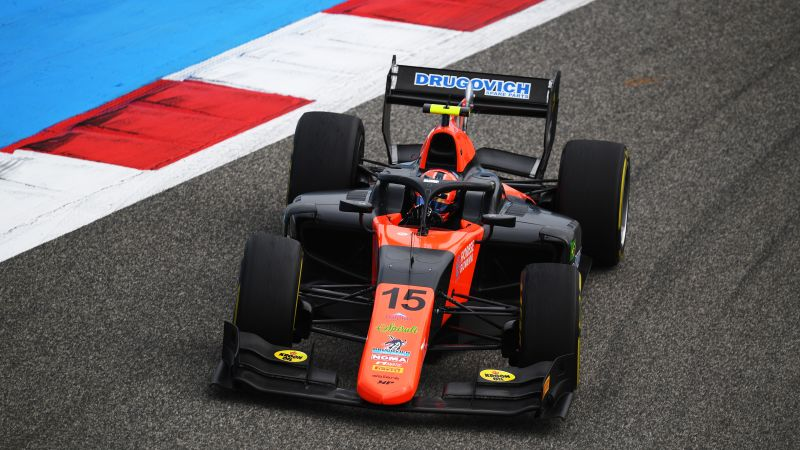 F2: Drugovich vence no Bahrein
