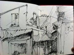 dessiner paris