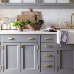Kitchen Fixtures Best Material For Countertops Why Gold And Hardware Are Back In Style Did They Ever Go Martha Stewart Living