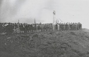 NUMBER 3 - THE UNVEILING OF DUNBAR WAR MEMORIAL SUNDAY 3 JULY 1931