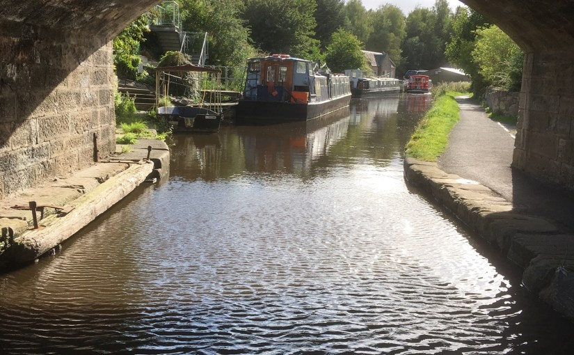 Ratho Barge Trip Report