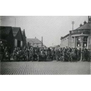 Figure 5 Motor Cycle Club at Abbeylands (John Gray Centre)