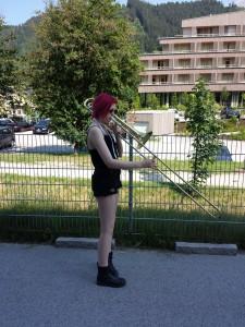 Tendy Trombone