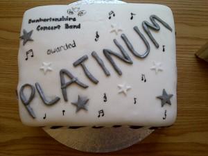 The Platinum Cake