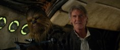 Chewbacca and Han