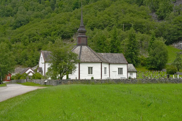 Church at Norddal, Møre og Romsdal County, Norway - ...behind every picture, there is a story...