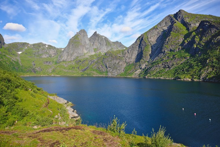 Djupfjorden, Moskenesøya Island, Lofoten Archipelago, Norway - ...behind every picture, there is a story...