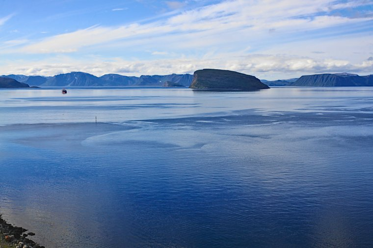From Hammerfest, Island of Kvaloya, Troms og Finnmark, Norway - ...behind every picture, there is a story...