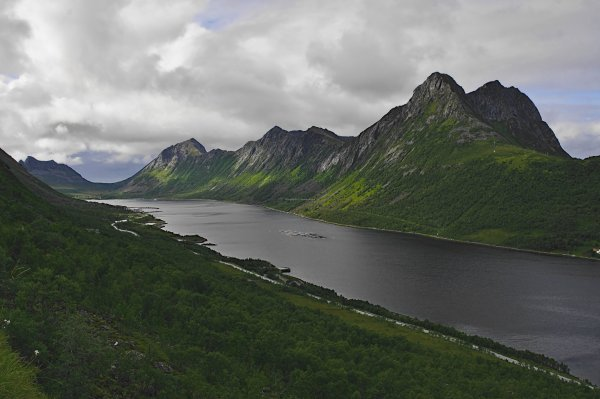 Gryllefjorden, Senja Island, Troms og Finnmark, Norway - ...behind every picture, there is a story...
