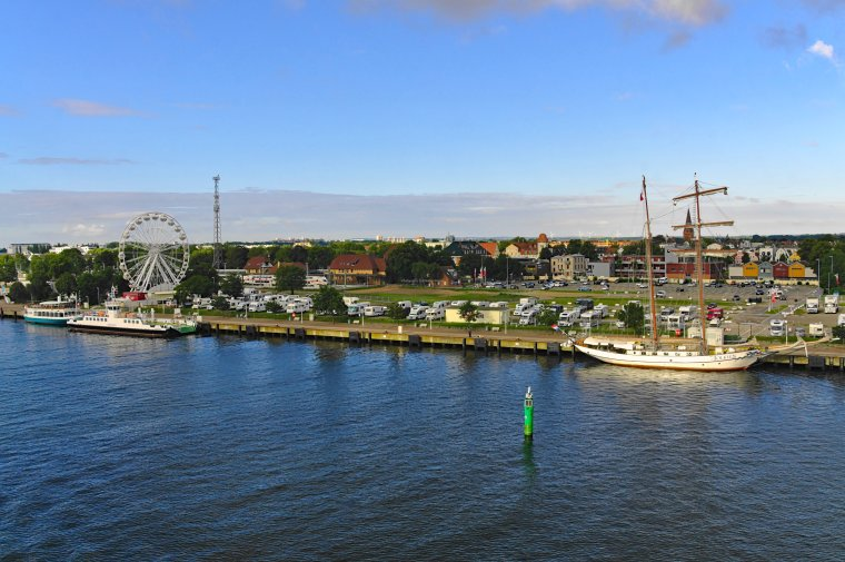 Rostock, State of Mecklenburg Western Pomerania, Germany - ...behind every picture, there is a story...