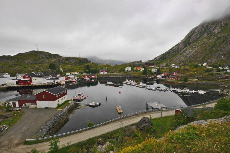 Sund, Flakstadøya Island, Lofoten Archipelago, Norway - ...behind every picture, there is a story...