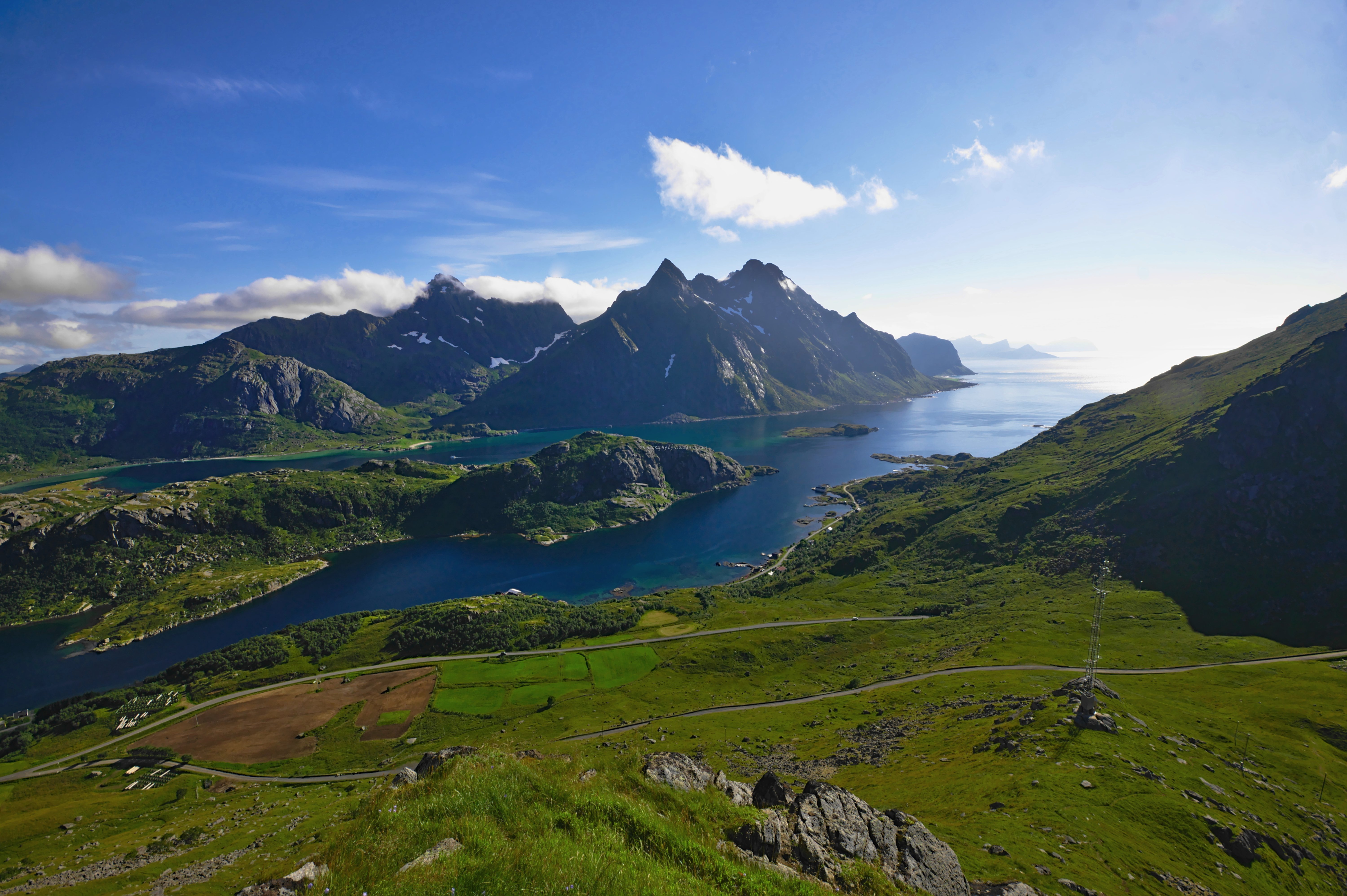 Trip to the Arctic Circle in Scandinavia during the Covid-19 Pandemic – Part 4 – The Lofoten and Vesteralen Archipelago's, Norway