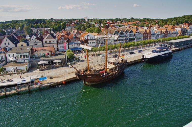 Travemunde, Schleswig-Holstein, Germany - ...behind every picture, there is a story...