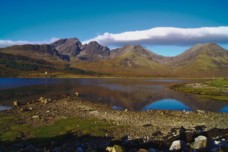 Loch Slapin, Torrin, Isle of Skye, Scotland - ...behind every picture, there is a story...