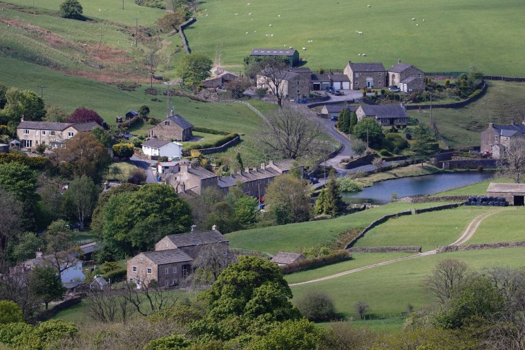 Lothersdale, Craven, North Yorkshire, England - ...behind every picture, there is a story...