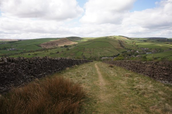 Tow Top, Lothersdale, Craven, North Yorkshire, England