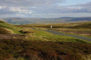 Askrigg Common and Wensleydale, Richmondshire, North Yorkshire
