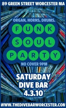 April 3, 2010 - The Dive Bar