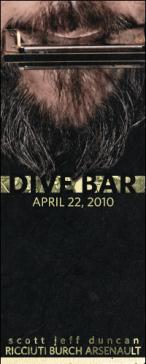 Dive Bar - April 22, 2010