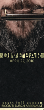 Dive Bar - April 22, 2010