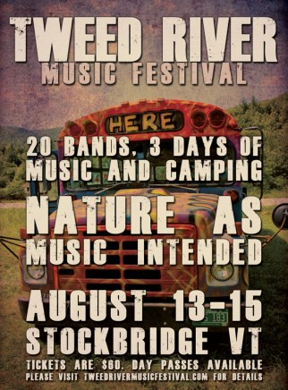 Tweed River Music Festival Ad