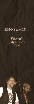 Vincent's July 2010