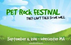 Pet Rock Festival Logo