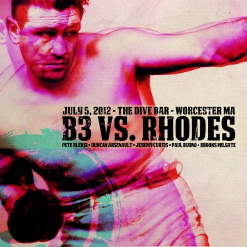 B3 VS. Rhodes Part One
